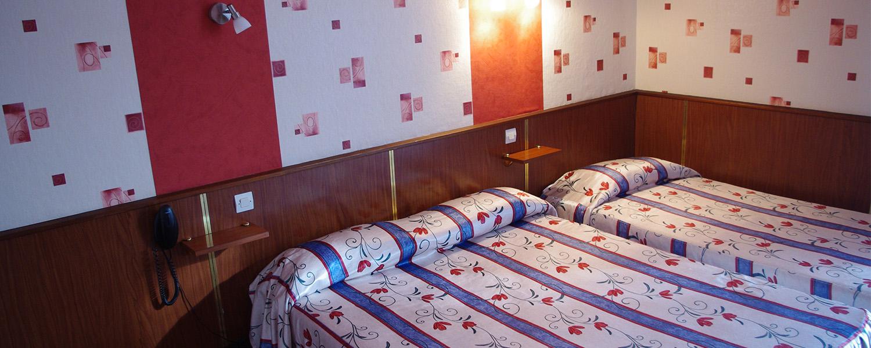 chambre hotel redon